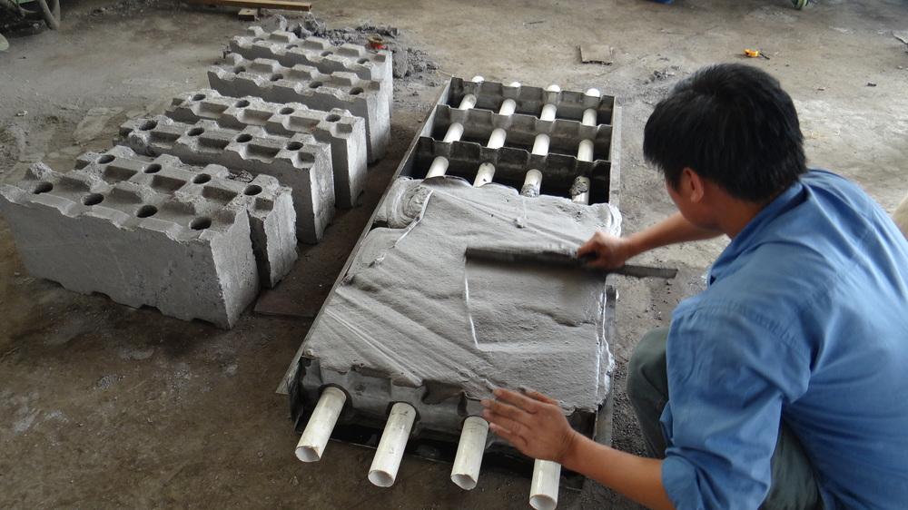 Изготовление форм для бетона своими руками