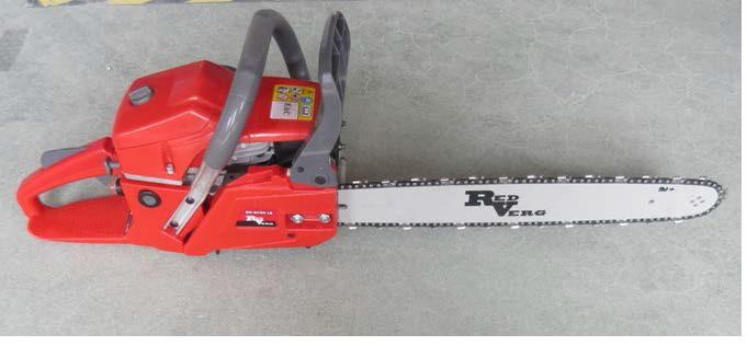 Бензиновая пила redverg rd-gc45-16 1800 вт: отзывы, описание модели, характеристики, цена, обзор, сравнение, фото
