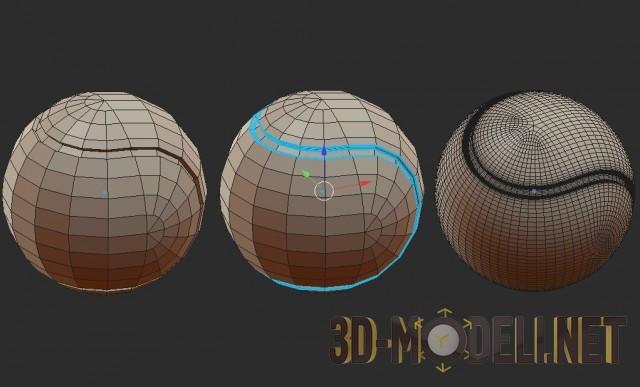 Виды 3d моделирования