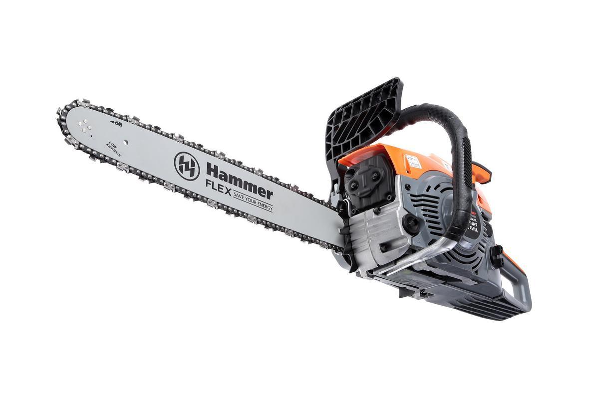 Топ-4 бензопилы хаммер (hammer) по качеству работы и простоте в уходе: рассказываем детально
