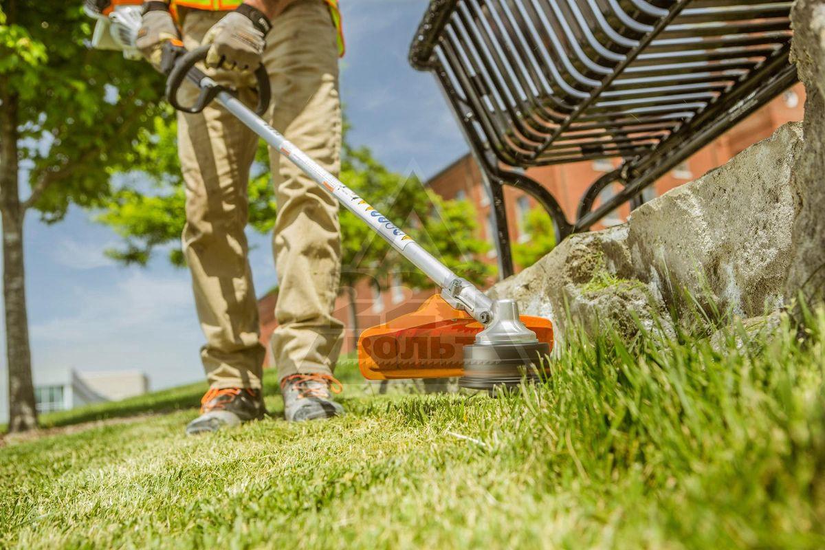 Бензиновый триммер (мотокоса) (66 фото): рейтинг лучших мотокос для травы. как выбрать ручную модель? чем отличается от триммера? устройство
