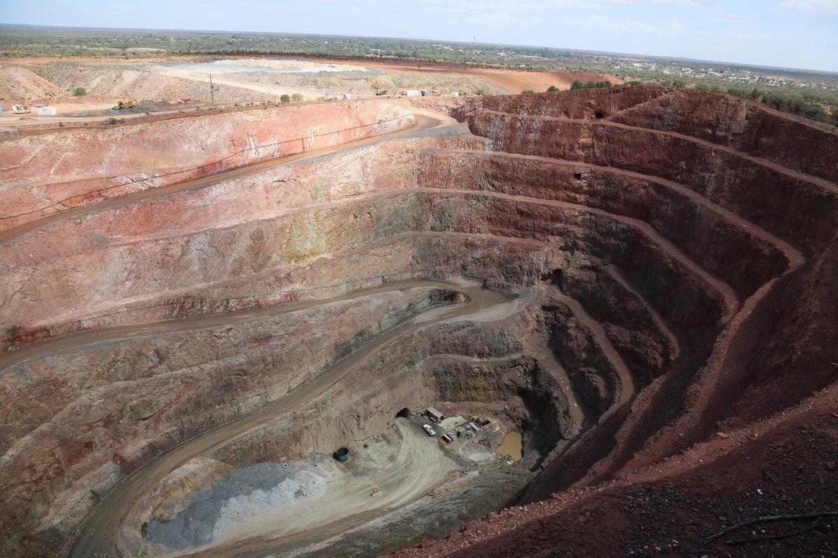 Медная руда – как из нее добывают чистую медь + видео