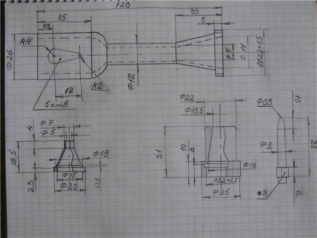 Горелка для газового горна своими руками | техноблог dimanjy
