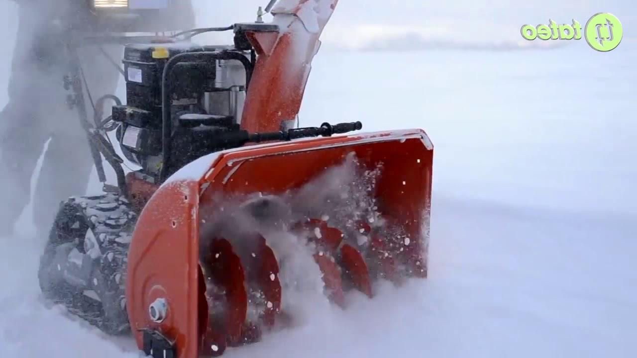 Снегоуборщики husqvarna: технические характеристики популярных моделей, фото и видео
