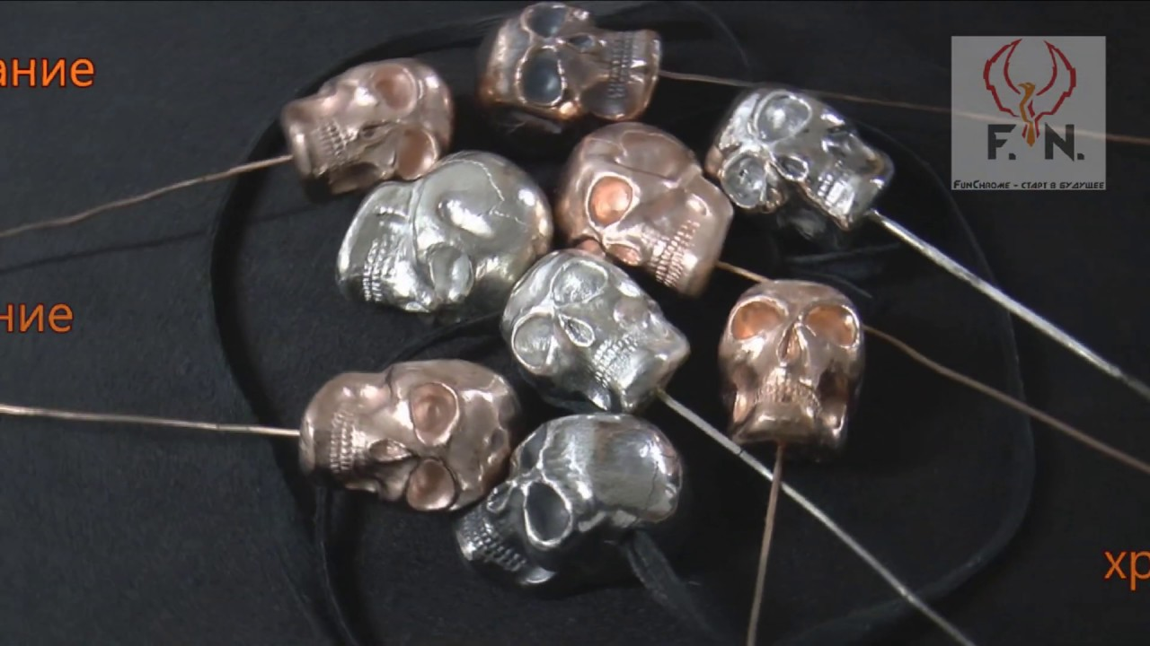 5 способов серебрения меди и других металлов