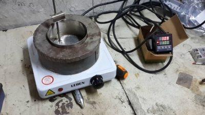 Как расплавить золото в домашних условиях: плавка при помощи тигля, применение горелки   мк-союз.рф