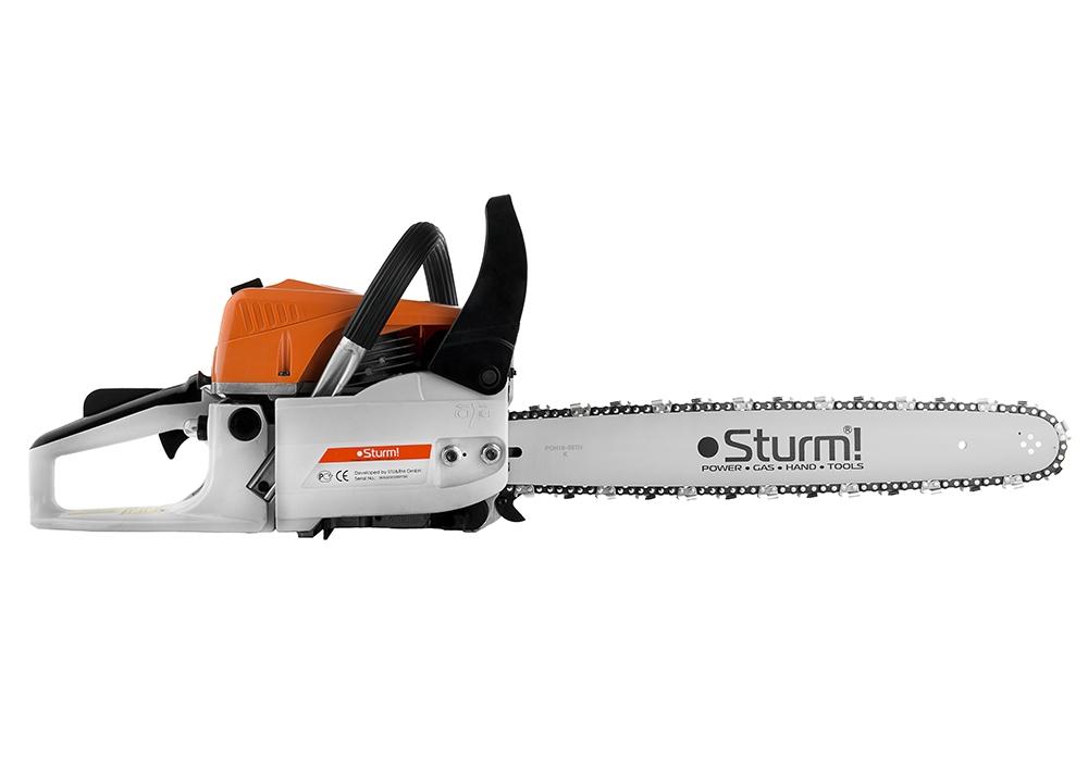 Бензопилы sturm (штурм) — модели их технические характеристики