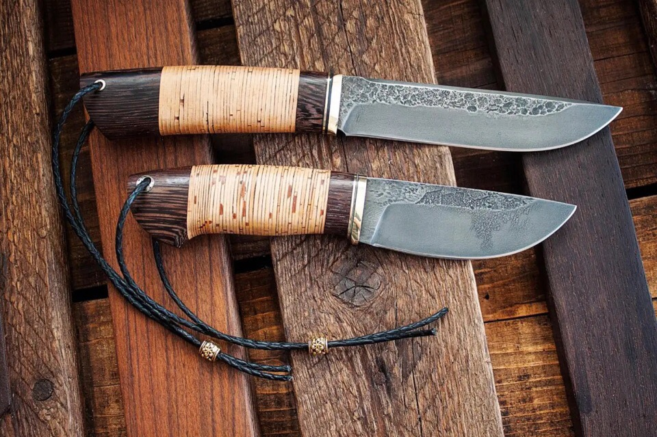Ножи - всё о ножах: изготовление ножей