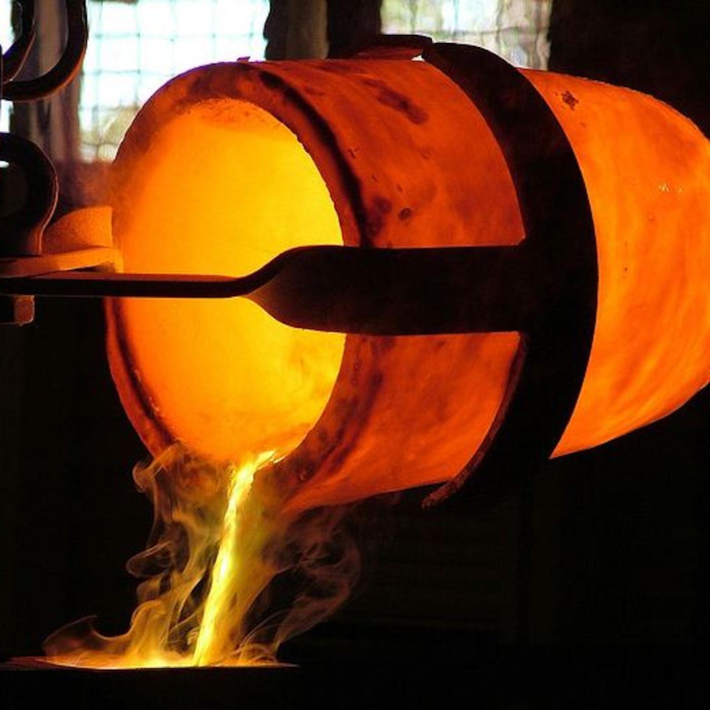 Особенности литья металлов