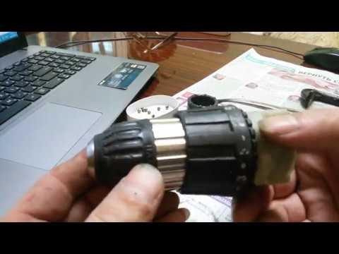 Как снять патрон с дрели (с электродрели) — интерскол, макита, быстрозажимной, бош, хитачи, конусный