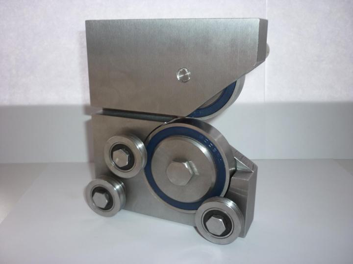Выполнение роликовых ножниц для резки металла дома