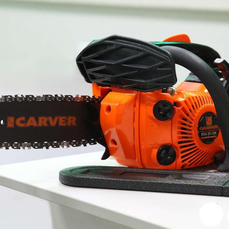 Бензопилы carver (карвер)