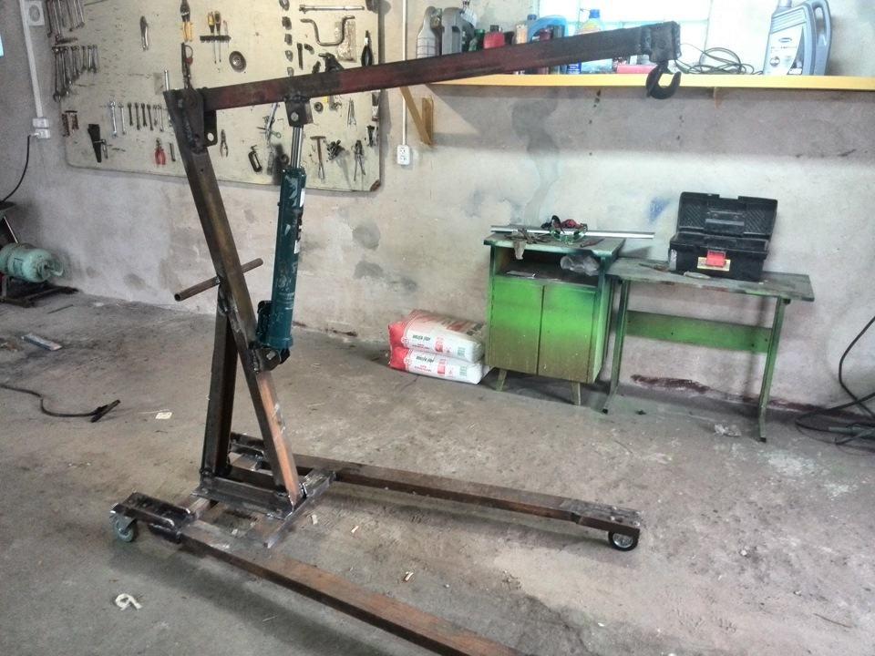 Автомобильный подъёмник: создание своими руками и компоненты