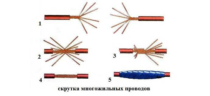 Соединение проводов - лучшие способы