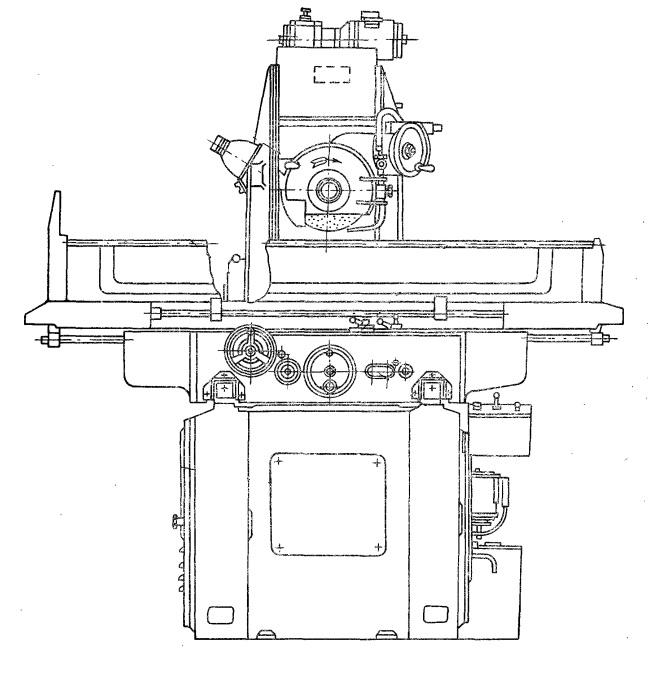 Станок 3г71 – повышенная точность разных видов шлифования