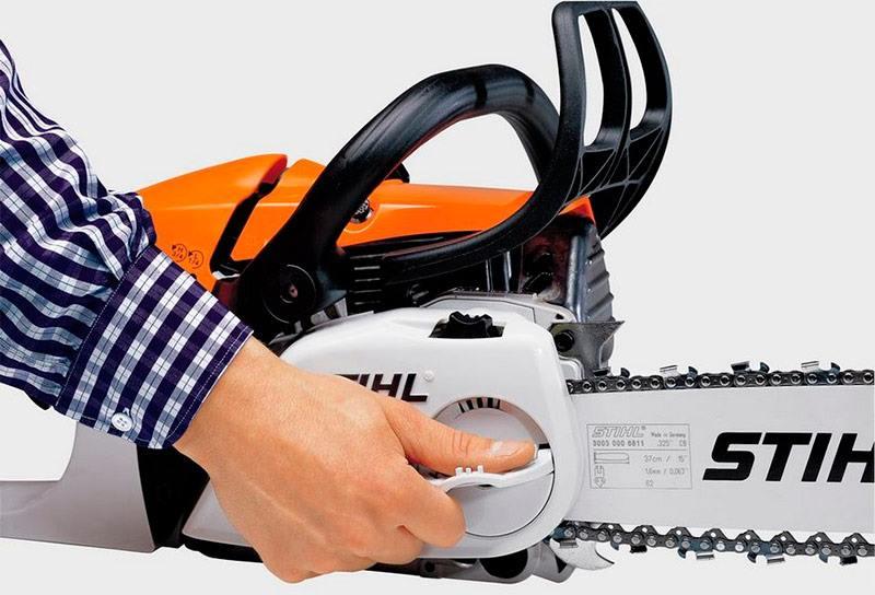Как укоротить цепь бензопилы своими руками: советы профессионала