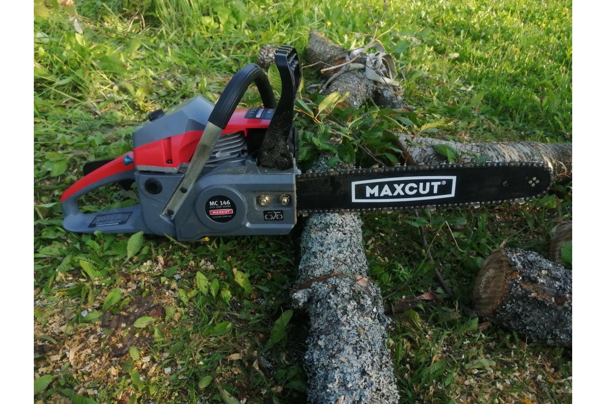 Бензопилы maxcut (макс кат), модели — технические характеристики!