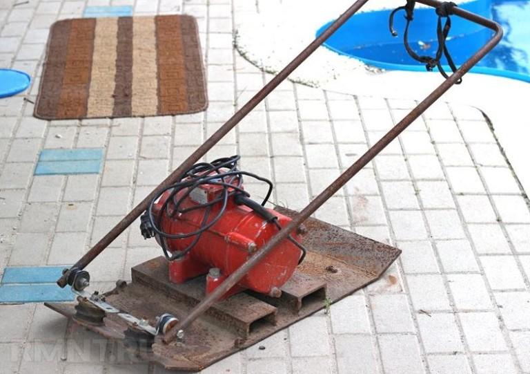Виброплита своими руками: из чего можно сделать площадочный вибротрамбовщик земли и песка