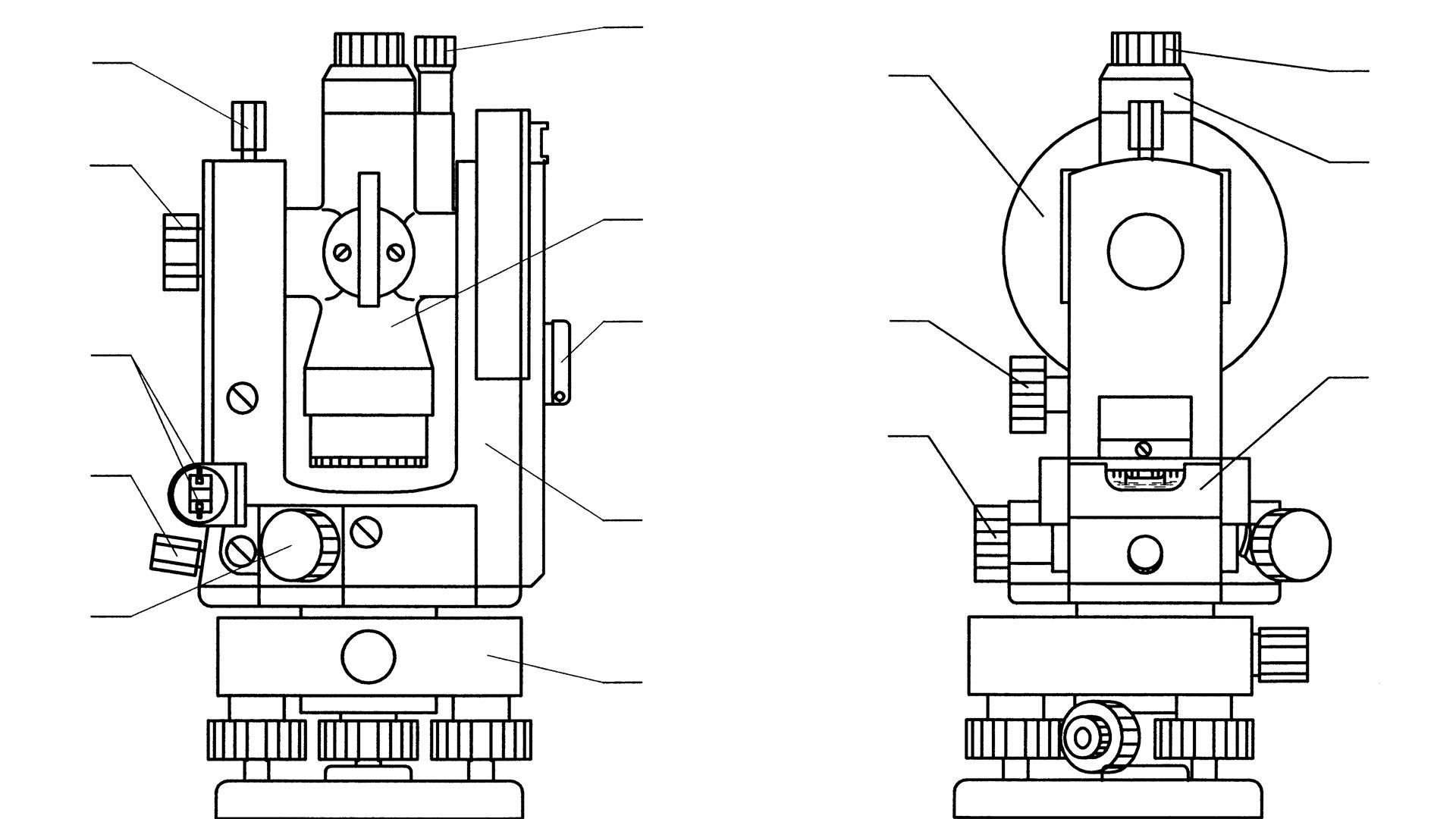 Нивелир и теодолит: что это такое и в чем разница между инструментами, как произвести точные измерения углов