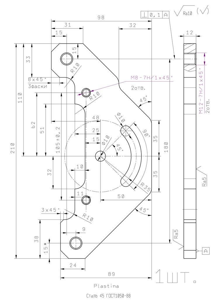 Как сделать гриндер своими руками: чертежи с размерами - уютный дом