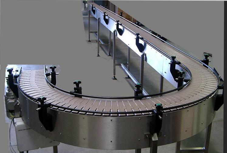 Принцип действия и основные узлы скребкового конвейера