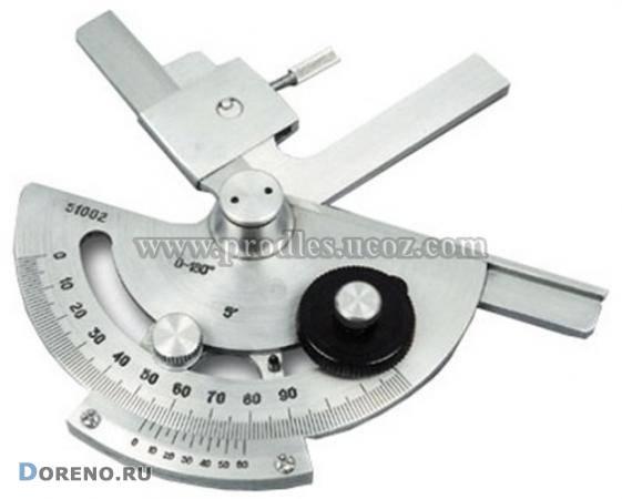 Механические угломеры: назначение, устройство и применение