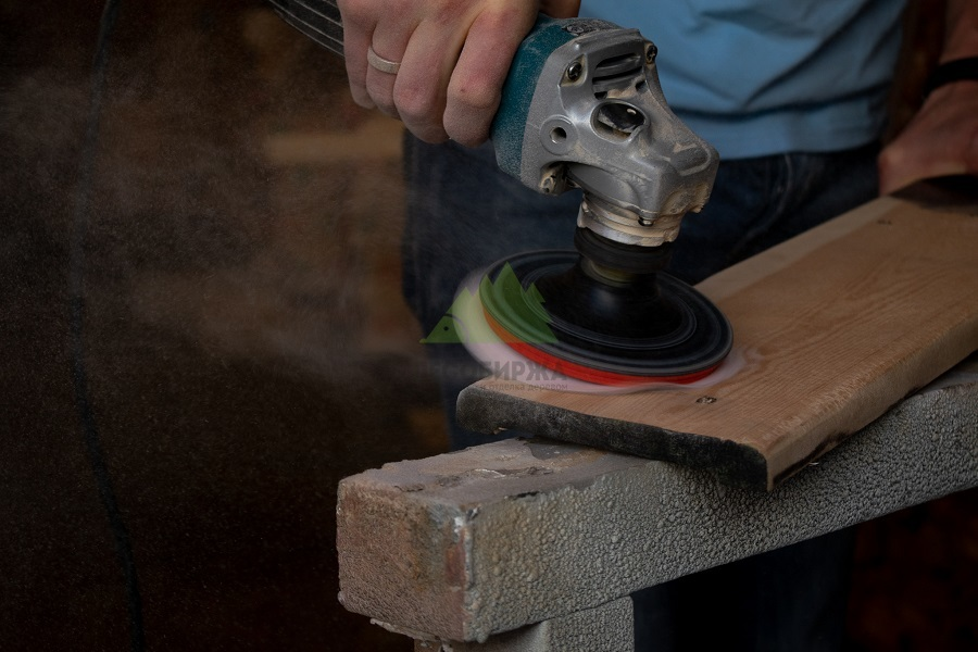 Шлифовка деревянного пола своими руками: технология и инструменты