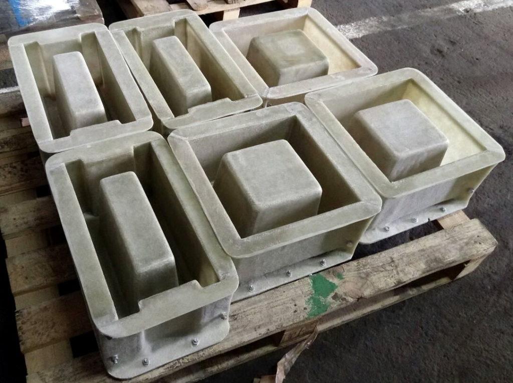 Технологии художественного бетона