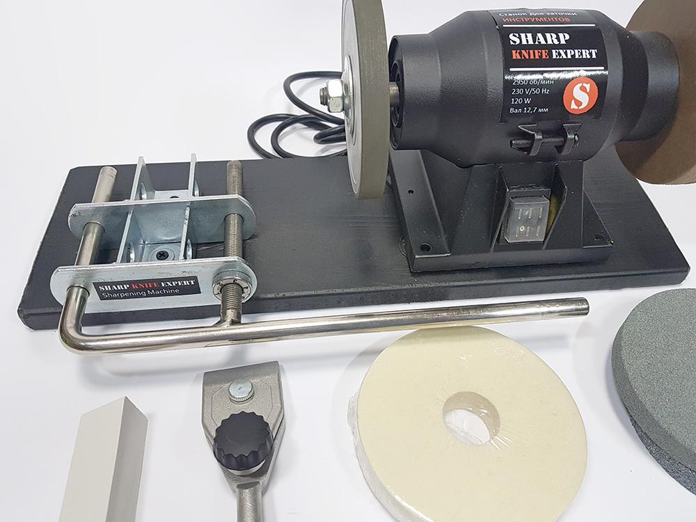 Станок для заточки ножниц: выбираем точилку для ножей и ножниц, особенности профессиональных электроточилок и универсальной точилки «рыбка»