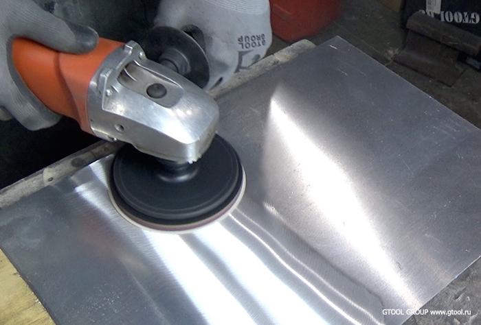 Технология электрохимической полировки металла