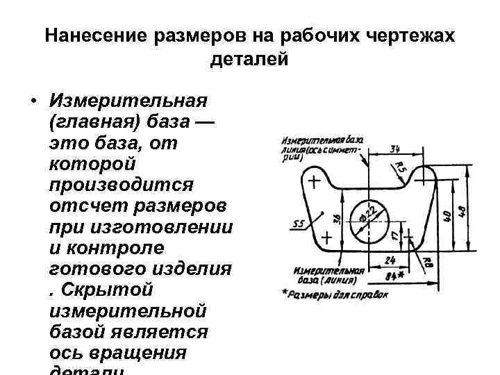 Гост 2.308-79единая система конструкторской документации. указание на чертежах допусков формы и расположения поверхностей
