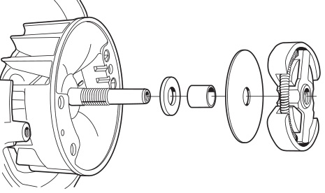 Бензотриммер husqvarna 128r / хускварна 128r замена поршневой, стрелка на поршне, ремонт. – учимся как чинить все самому