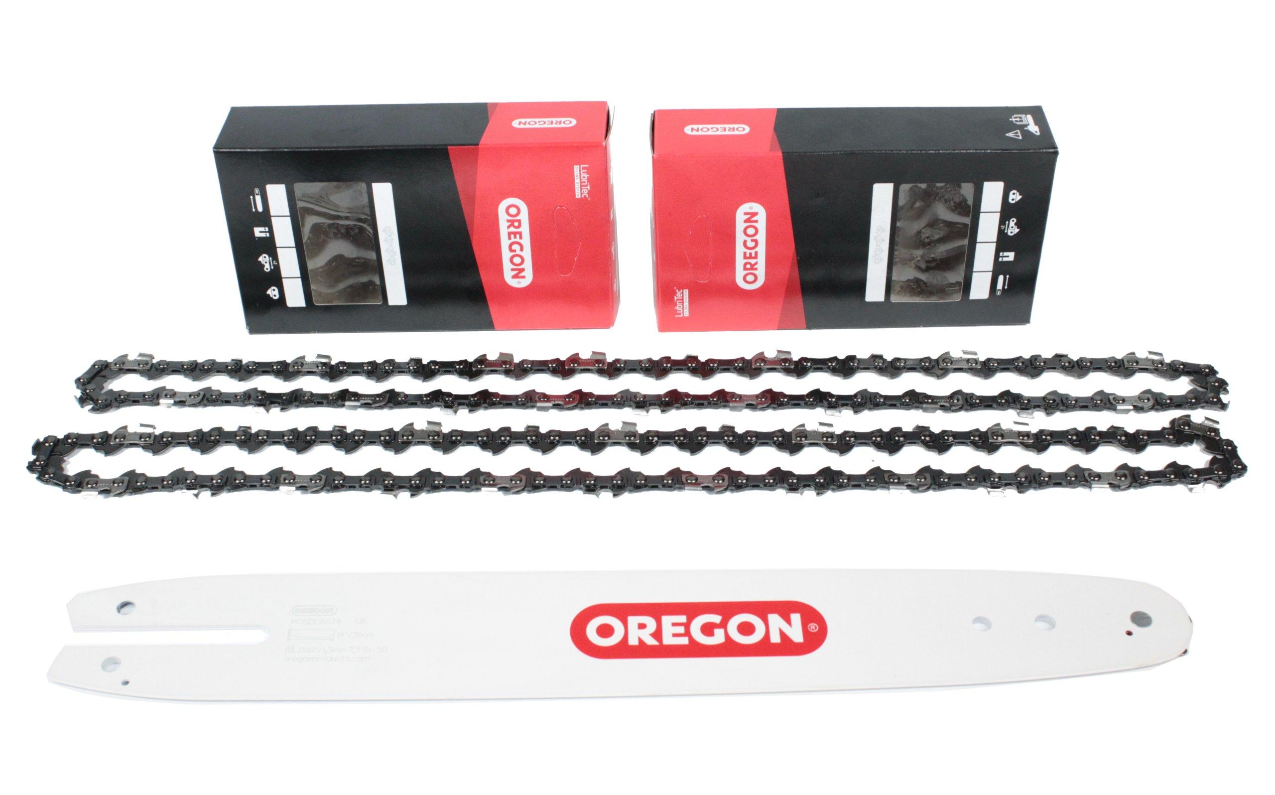 Бензопилы «oregon» — инструмент, в котором качество взято за правило
