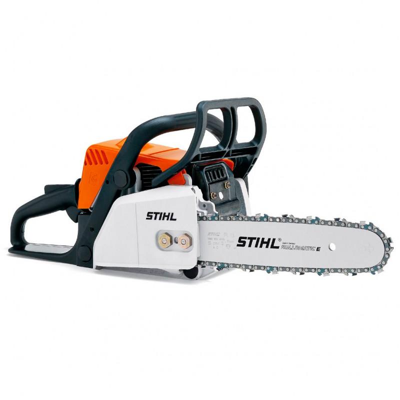 Бензопила stihl 170 ms. опции и характеристики. отзывы и видео обзоры