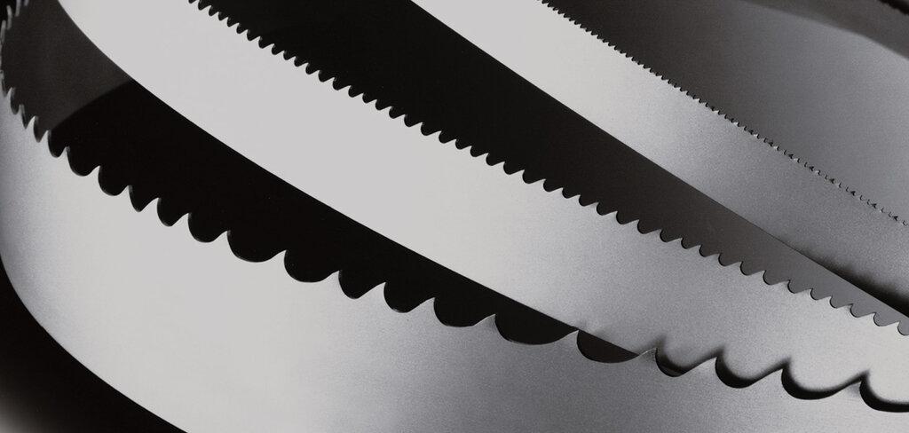 Полотно для ленточной пилы по металлу: выбор биметаллического полотна. особенности видов и советы по эксплуатации