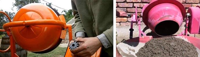 Как и по каким характеристика выбрать бетономешалку для строительства дома или дачи