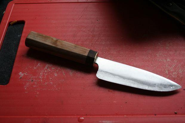 Нож из ленточной пилы: пошаговая инструкция по изготовлению своими руками