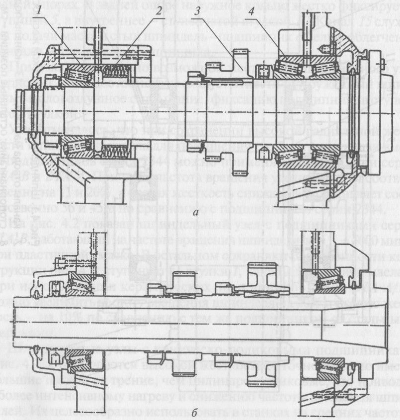Шпиндель токарного станка