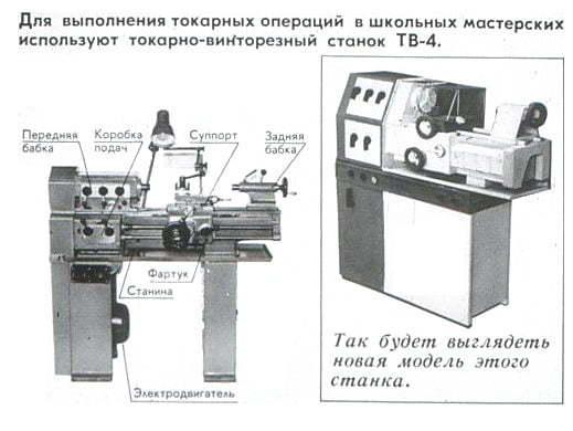 Токарный станок тв-16 характеристики,описание