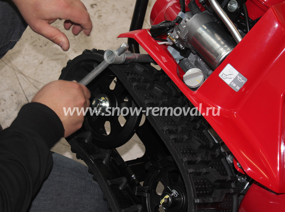 Техническое обслуживание бензинового снегоуборщика: запуск, подготовка, смена расходников, ремонт