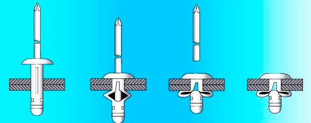Ручной заклепочник для вытяжных заклепок (14 фото): пневматические, электрические и аккумуляторные разновидности