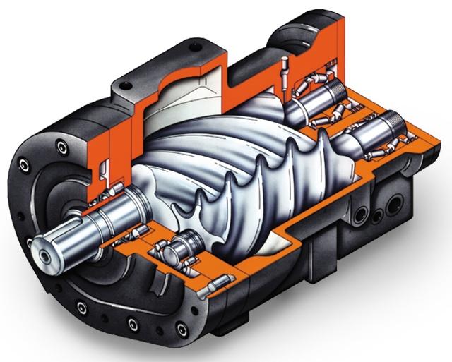 Винтовой компрессор – устройство, принцип работы, ремонт своими руками
