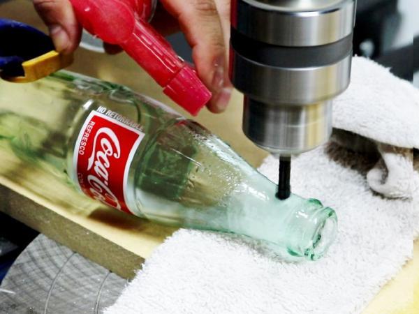 Как просверлить стекло: способы выполнения работы в домашних условиях, рекомендации