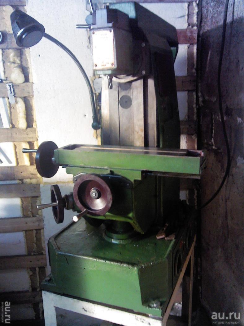 Возможности и назначение фрезерного станка по металлу нфг-110