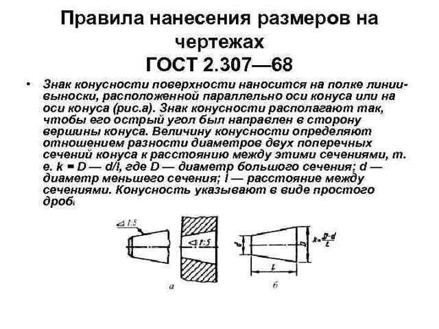 Размеры на строительных чертежах по гост (основные требования)