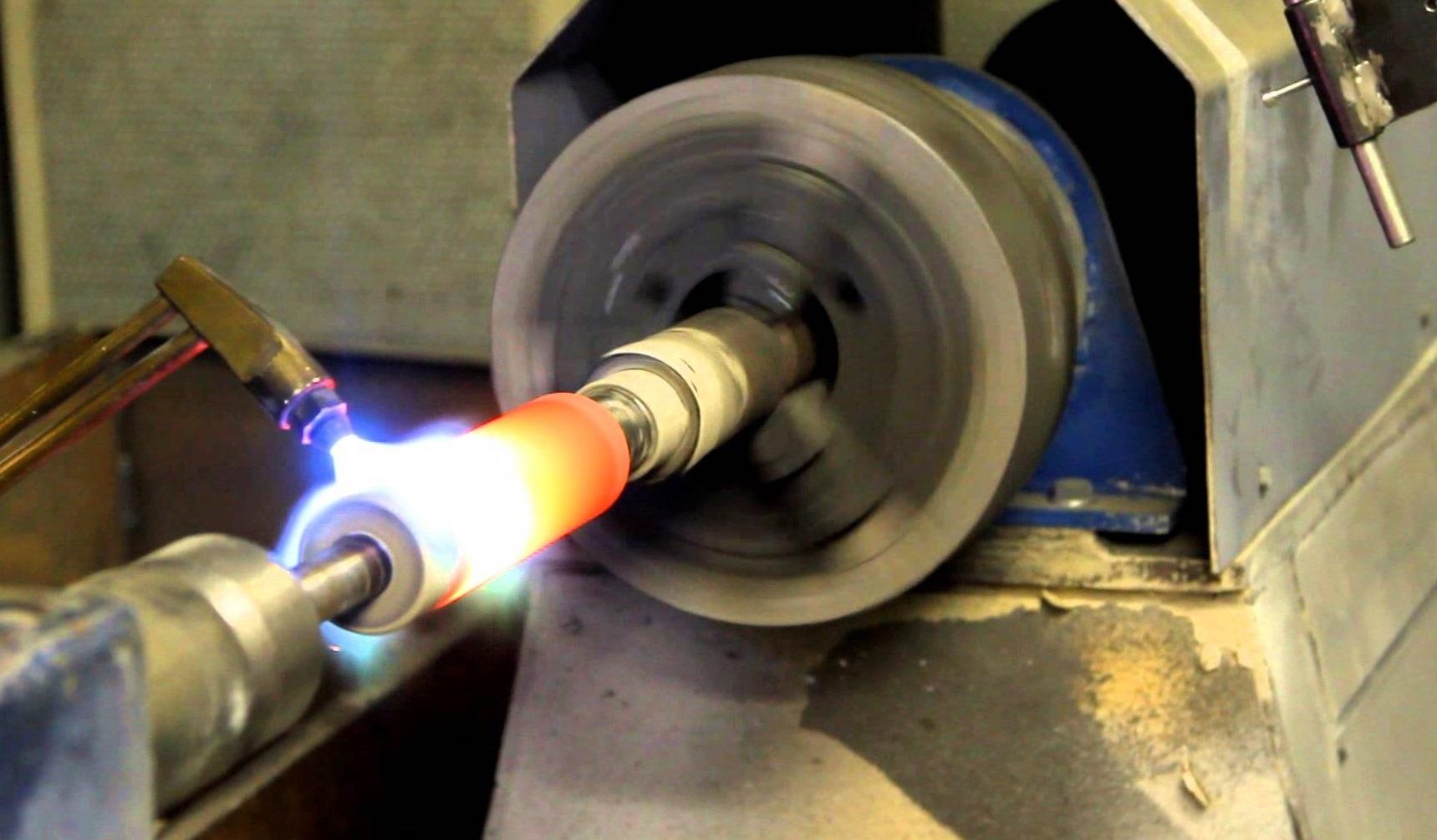 Плазменное напыление металла своими руками: технология, оборудование