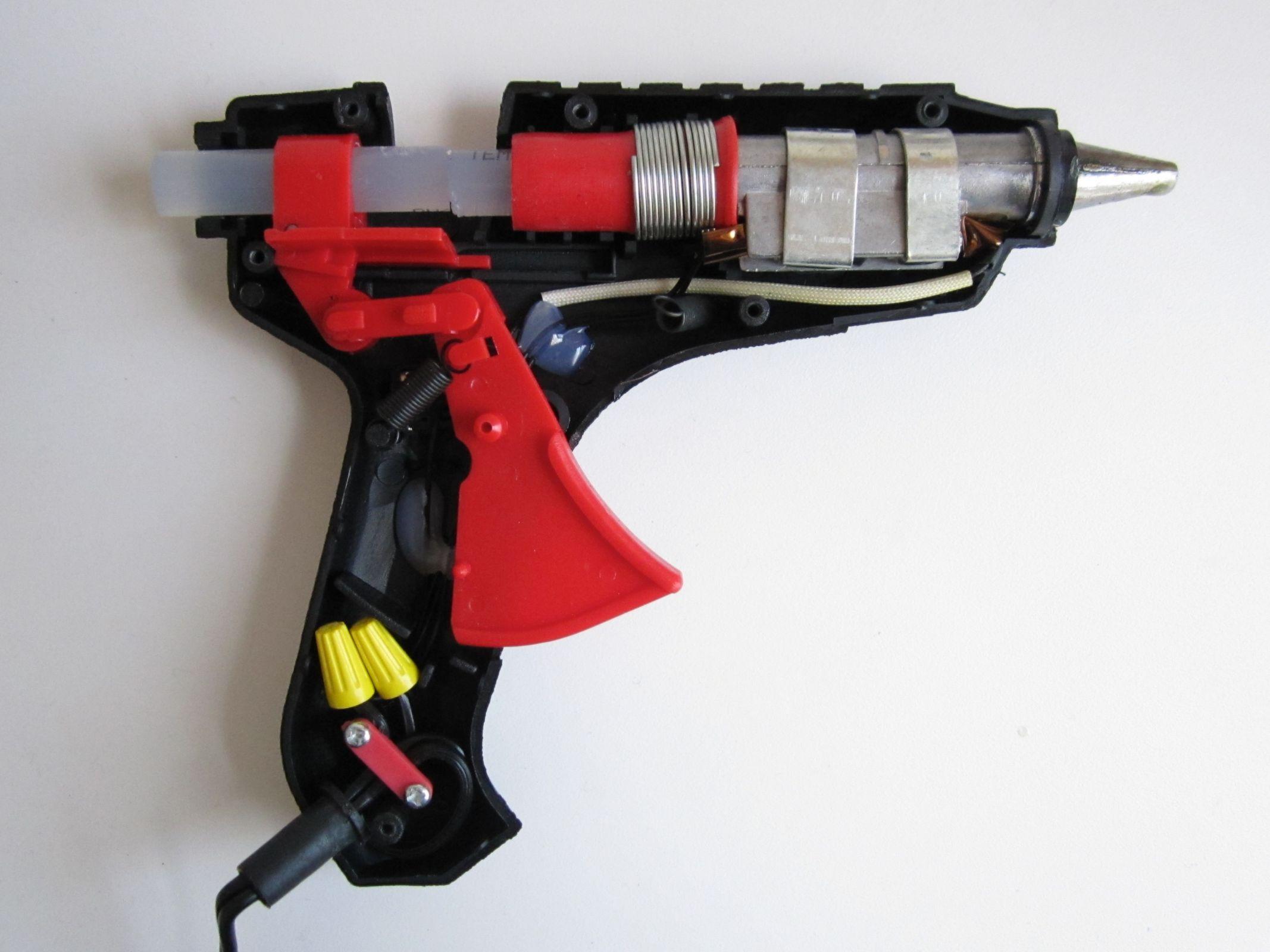 Клеевой пистолет. назначение, виды и рекомендации по выбору