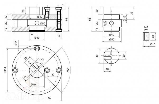 Станок улитка для холодной ковки металла: чертежи и инструкция
