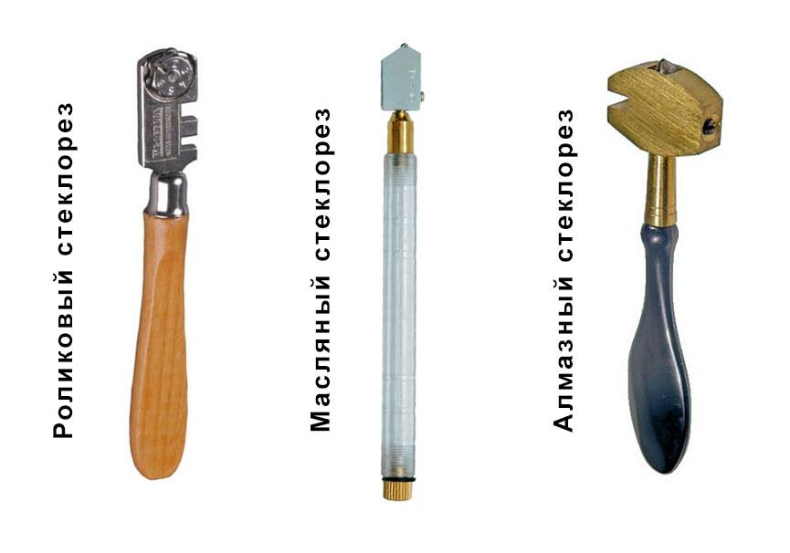 Стеклорез для дома: какие бывают виды прибора и как выбрать инструмент