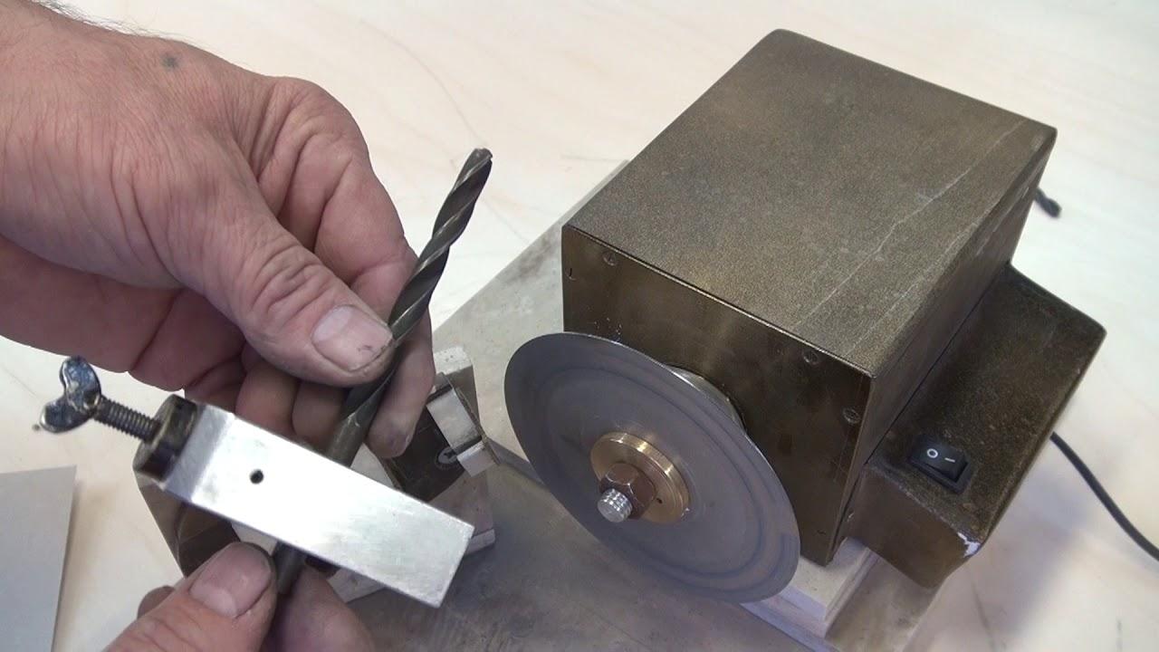 Приспособления для заточки сверл: точилки для сверл по металлу и станки, другие устройства. как сделать их своими руками по чертежам?